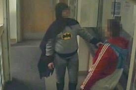 Holy spandex Batman!