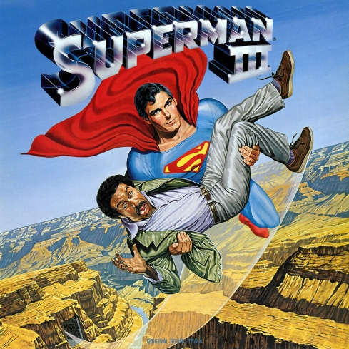 Superman carrying Richard Prior over the Grand Canyon?  We probably could have guessed how this movie would do...