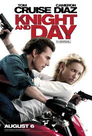 Why is this film even called Knight and Day?  The characters' names are Miller and Havens.  Don't they know how movie puns work?!?  Sheesh.