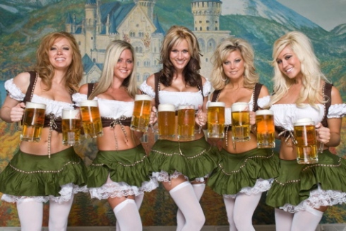 Heads up dude, this won't happen either if you drink German beer.
